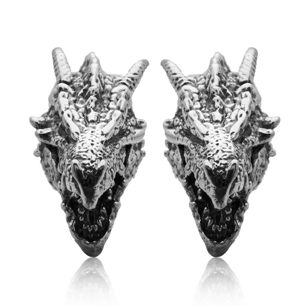 The Roaring Dragon Cufflinks
