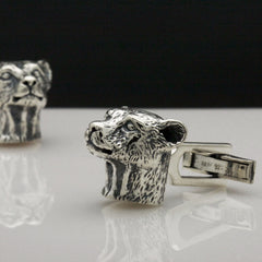 The Cheetah Cufflinks