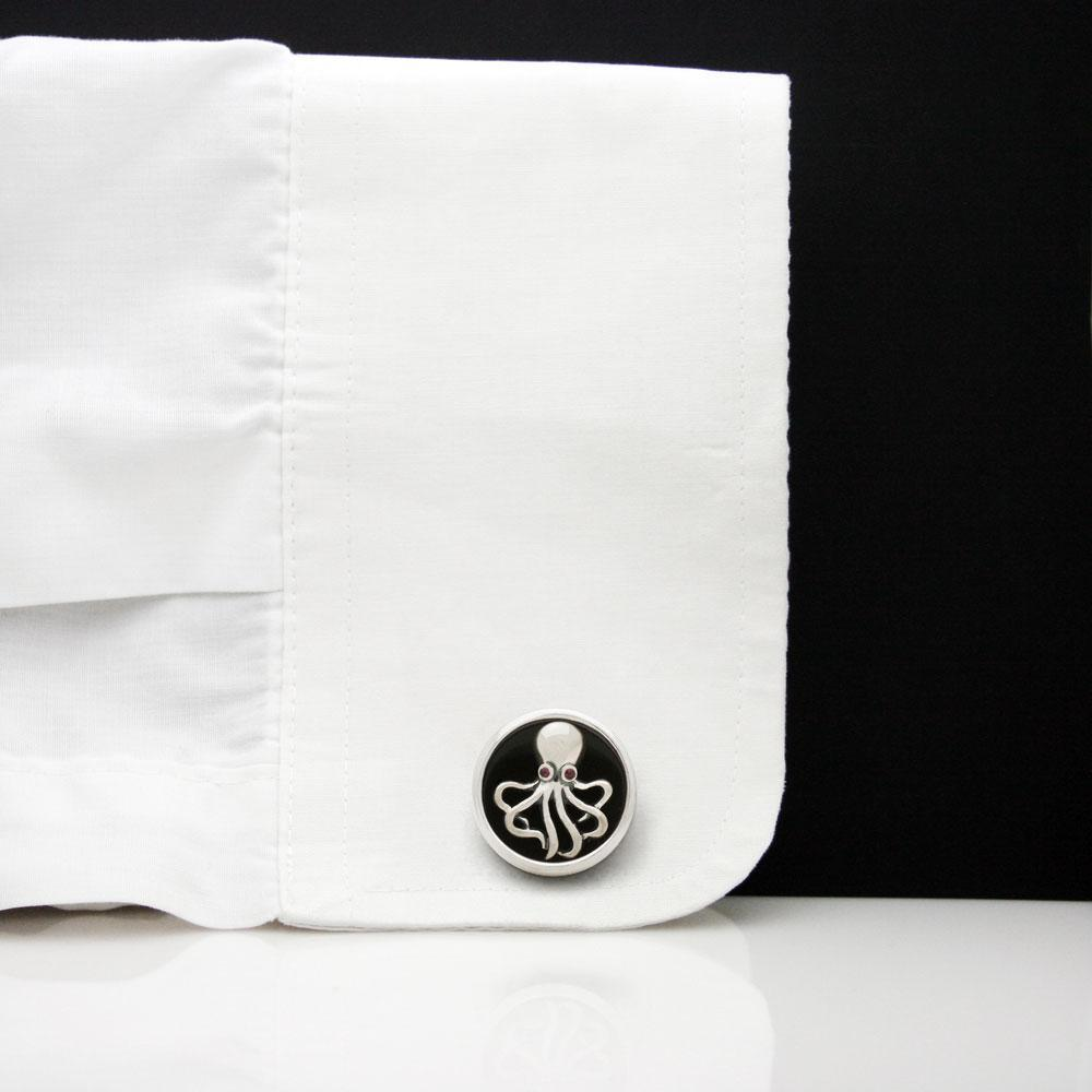 The Octo Cufflinks