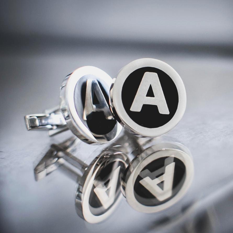 The Initials Cufflinks