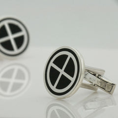 The Earth Cufflinks