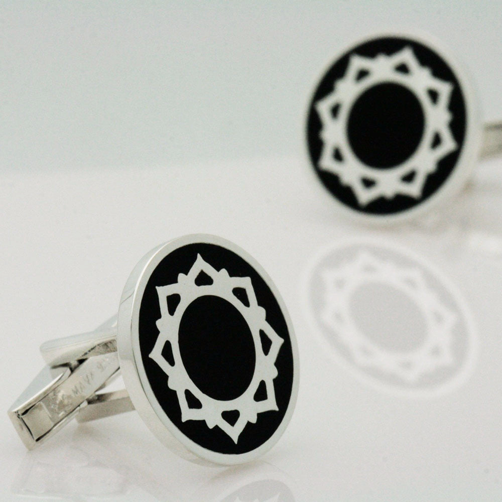 The Ancient Sun Cufflinks