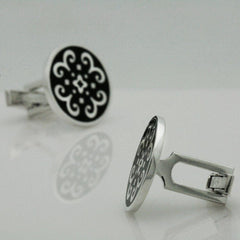 The Kaleidoscope Cufflinks