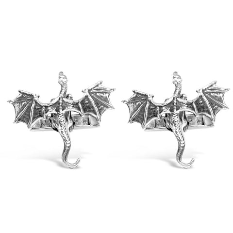 The Dragon Gem Cufflinks