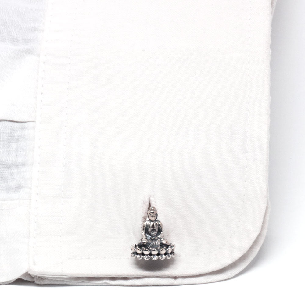 The Enlightened Buddha Cufflinks