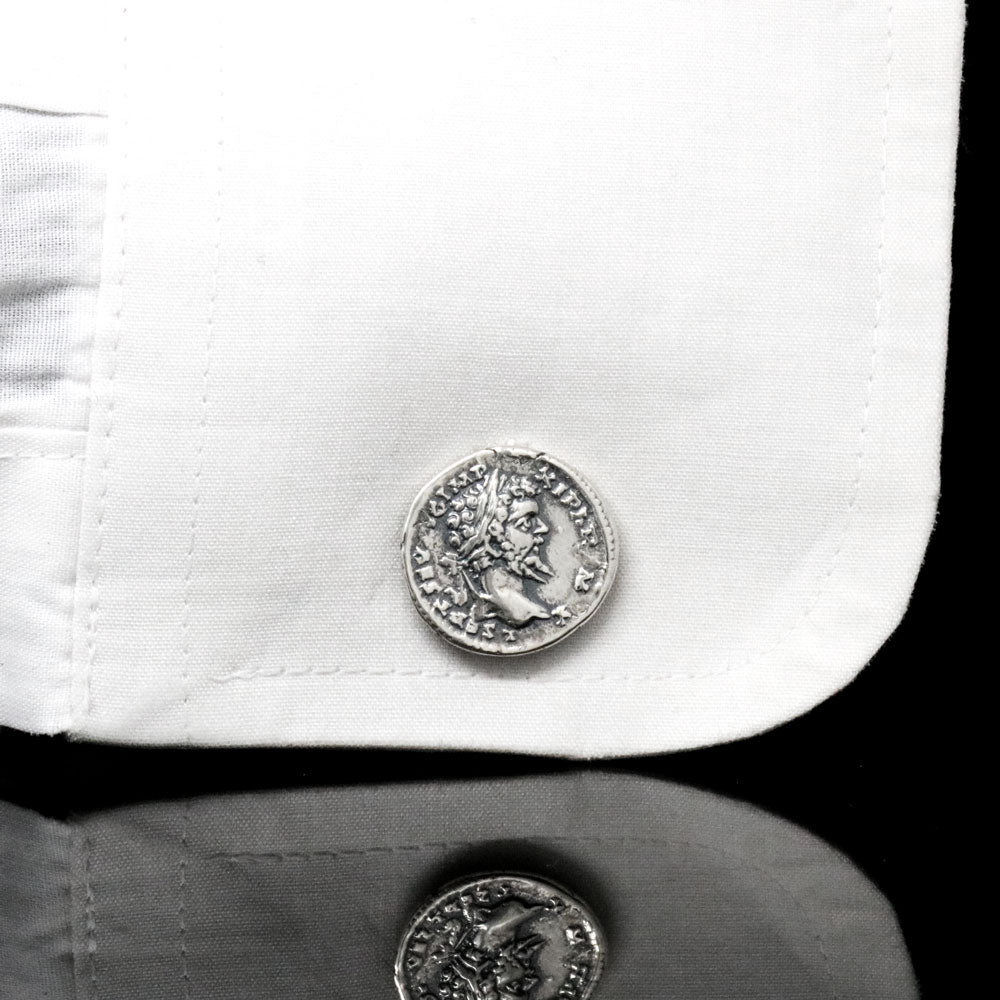 The Severus Emperor Cufflinks