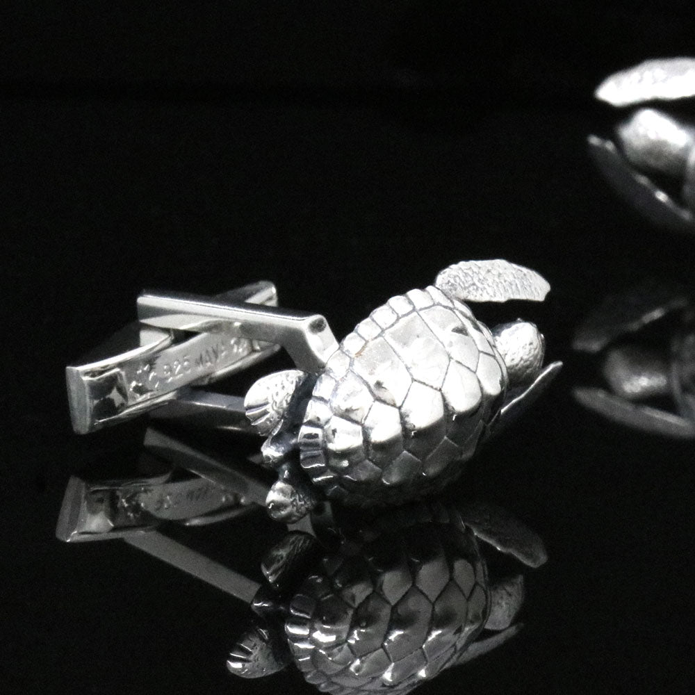 The Sea Turtle Cufflinks