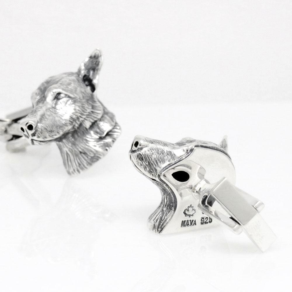 The Belgian Malinois Cufflinks