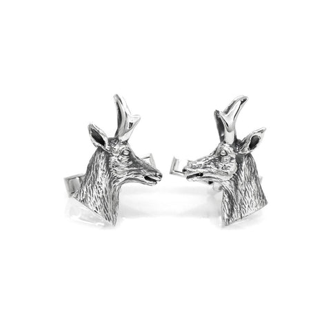The American Deer Cufflinks