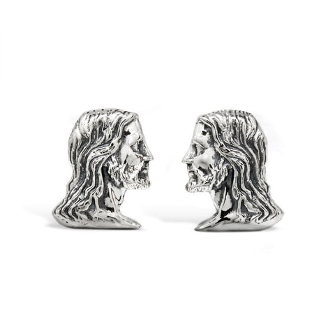 The Christ Portrait Cufflinks