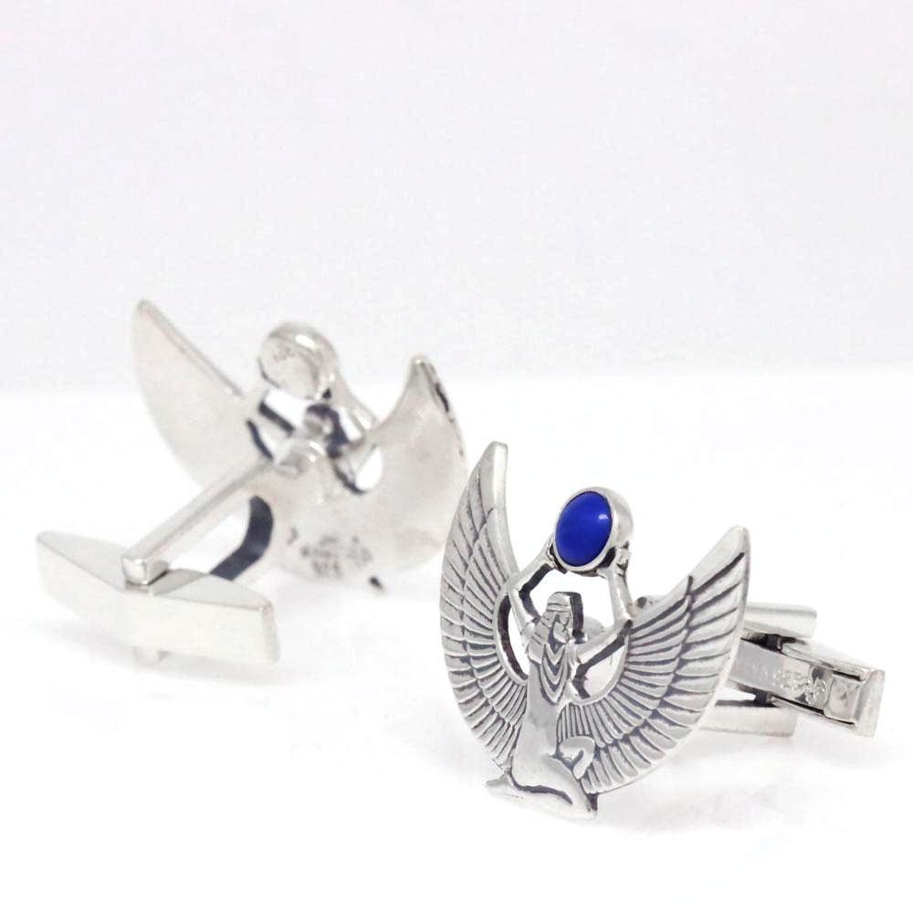The Goddess Isis Cufflinks