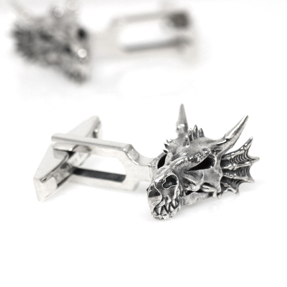 The Defeated Dragon Cufflinks