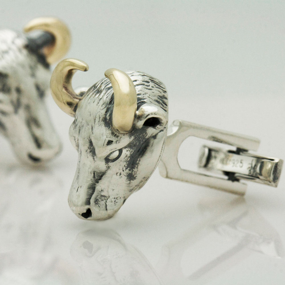 The Cow Cufflinks