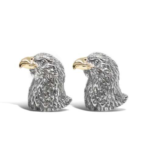 The Valiant Eagle Cufflinks