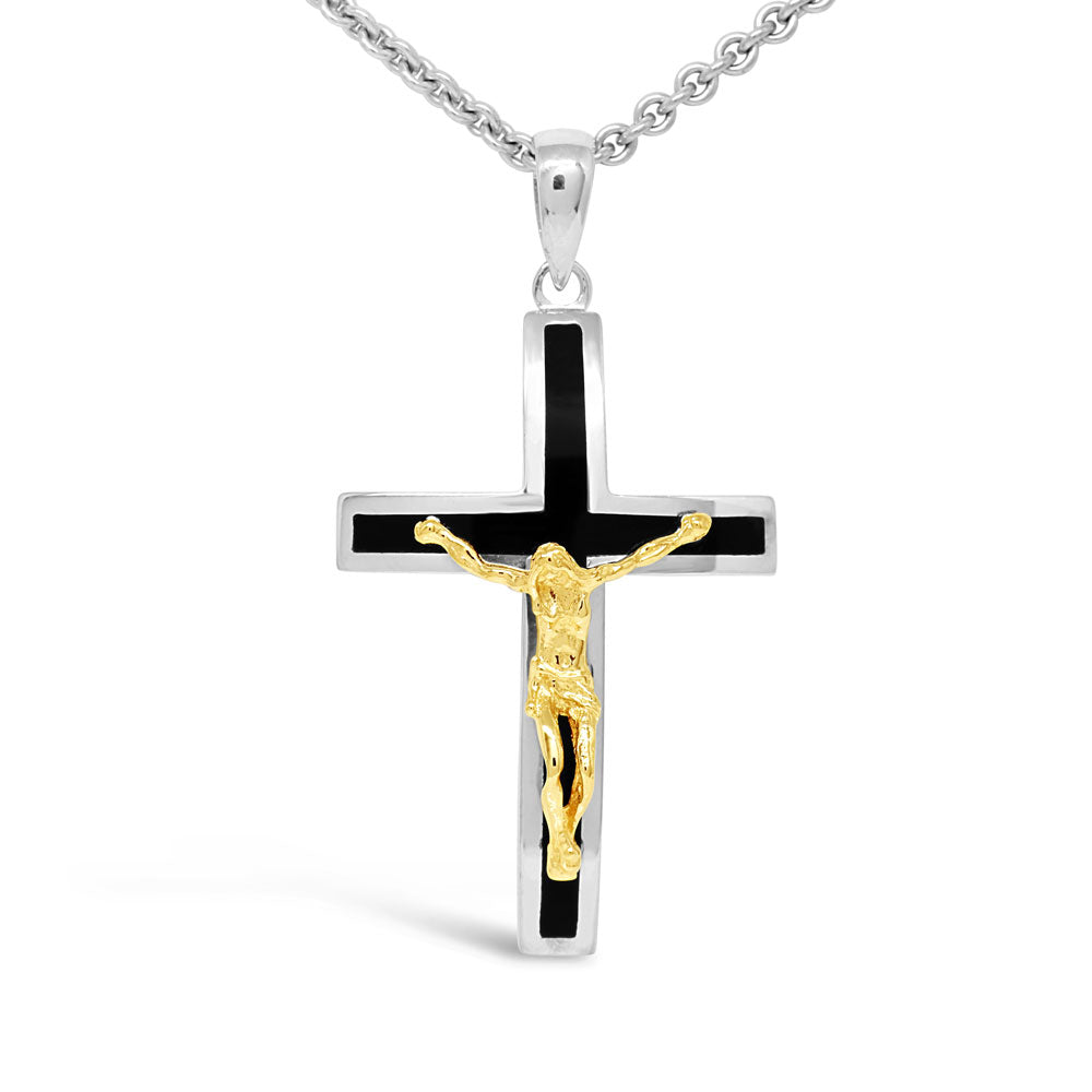 The Jesus Crucifix Pendant