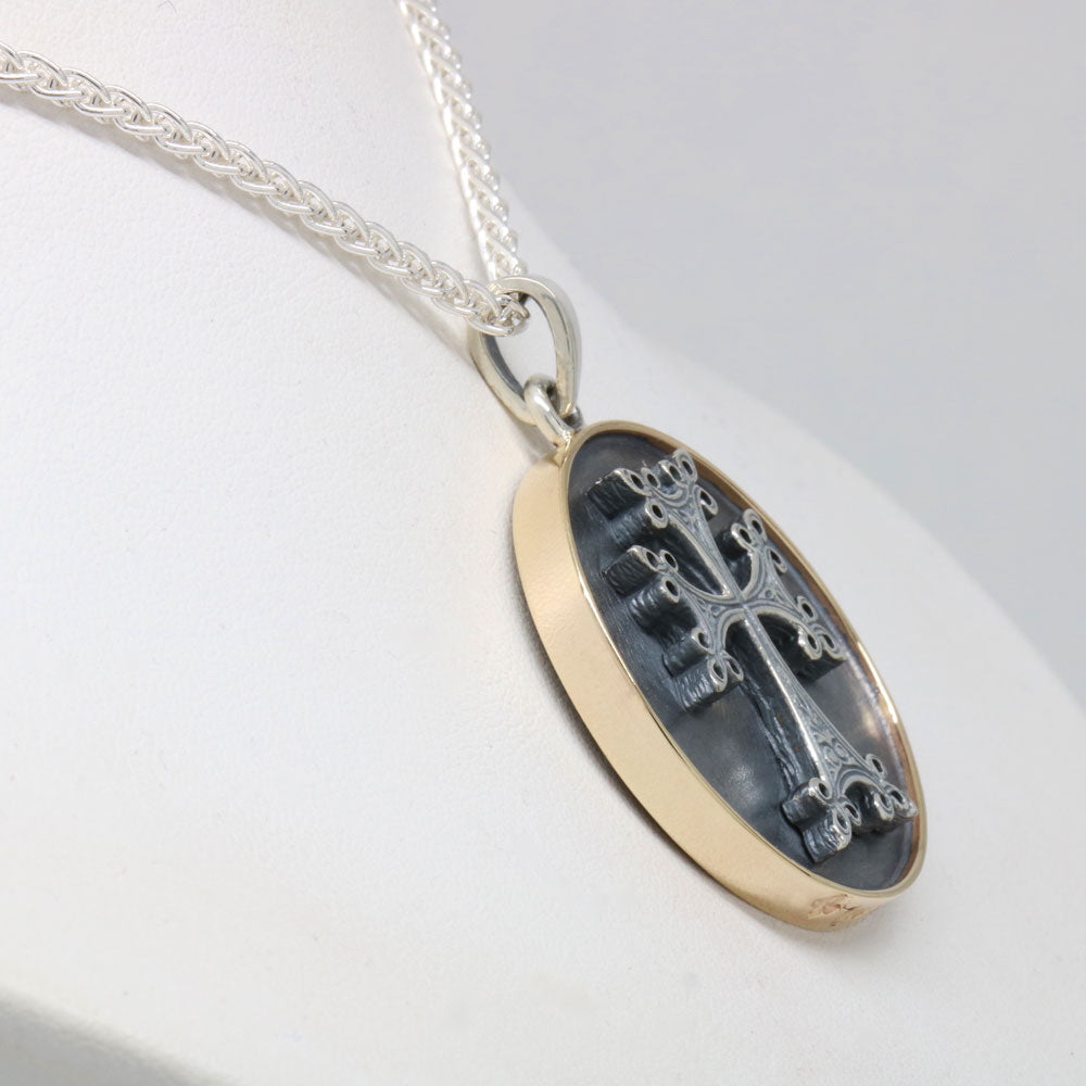 The Double Sided Pendant
