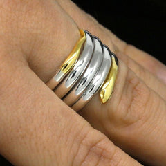 The Wrap Snake Ring