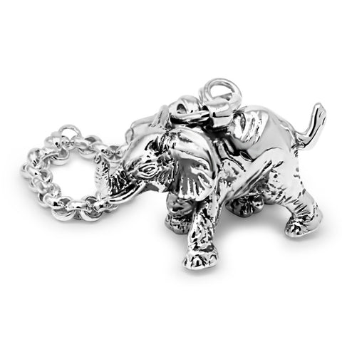 The Elephant Keychain