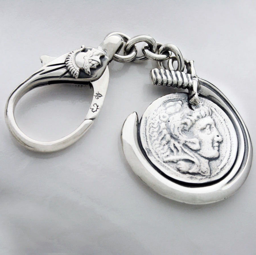 The Alexander & Sword Keychain