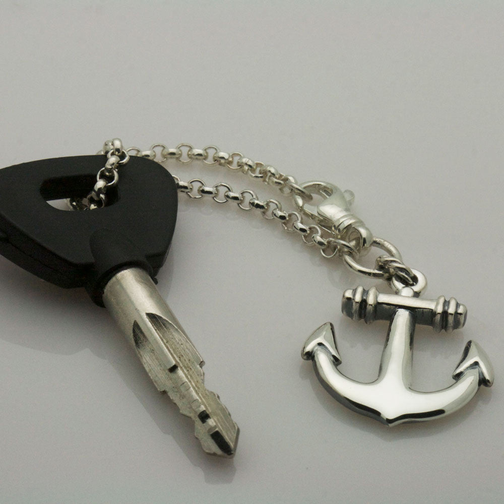 The Fisherman's Anchor Keychain