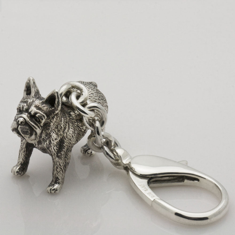 The French Bulldog Keychain