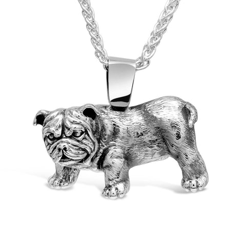 The Bulldog Pendant
