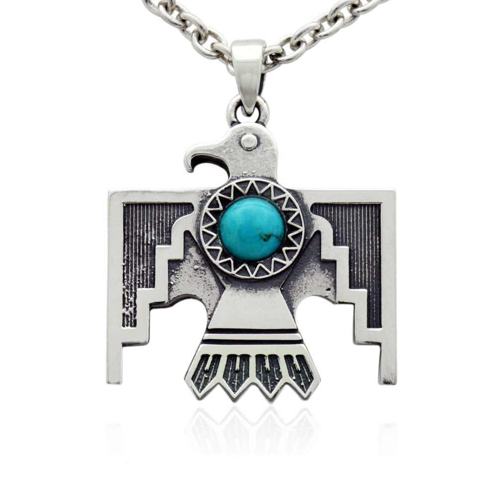 The Legendary Thunderbird Pendant