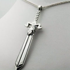 The Spartan Sword Pendant
