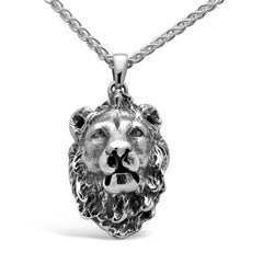 The King Lion Pendant