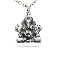 The Divine Ganesha Pendant