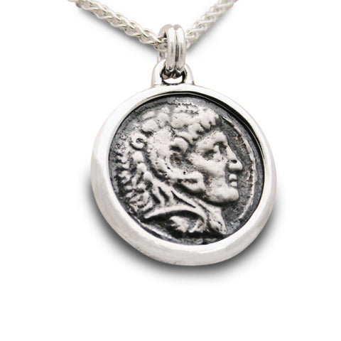 The Alexander the Great Pendant