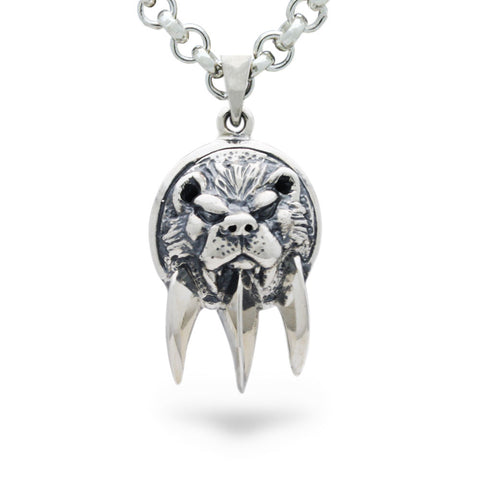 The Native Bear Pendant
