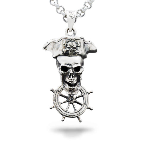 The Skull Pirate Pendant