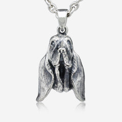 The Basset Hound Pendant