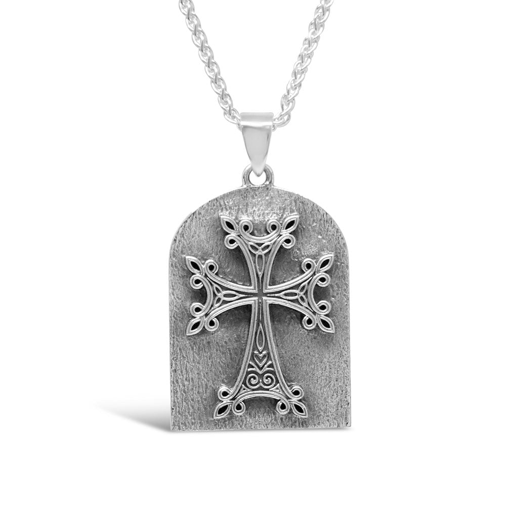 The Armenian Cross Pendant