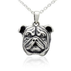 The Brazen Bulldog Pendant