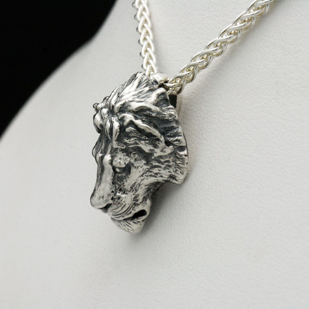 The Stern Lion Pendant