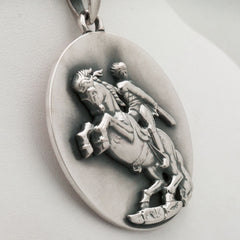 The David of Sassoun Pendant