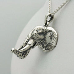The Majestic Elephant Pendant