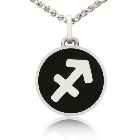 The Sagittarius Pendant
