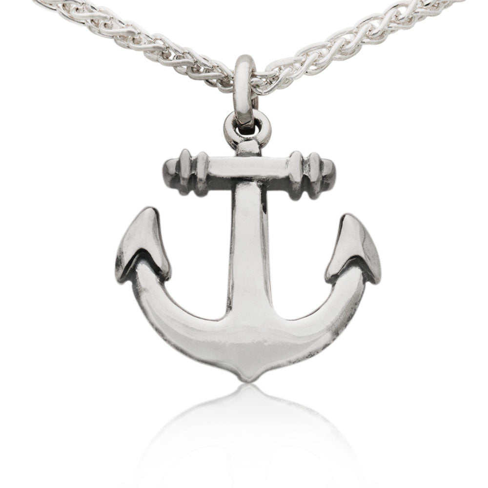 The Fisherman's Anchor Pendant