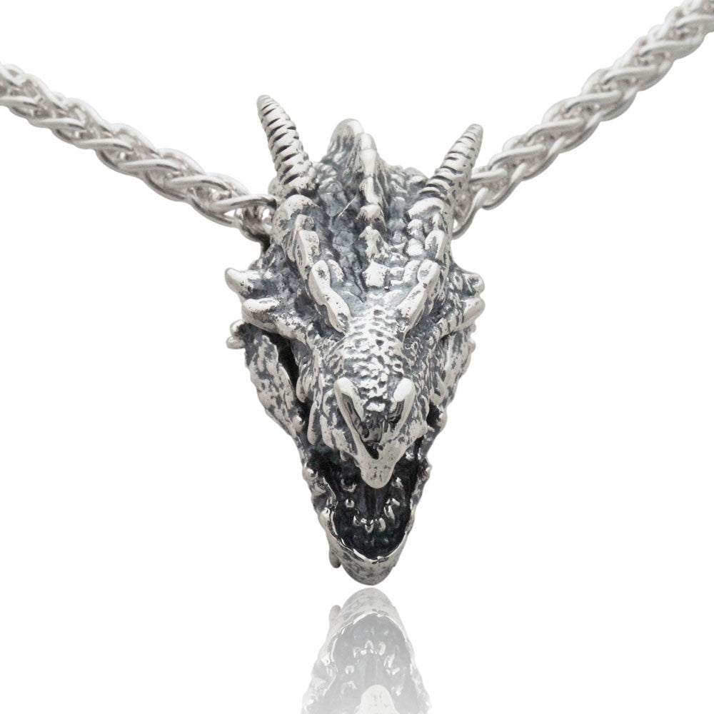 The Roaring Dragon Pendant