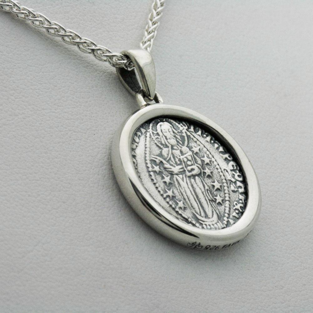 The Venetian Ducat Pendant