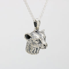 The Fastest Cheetah Pendant