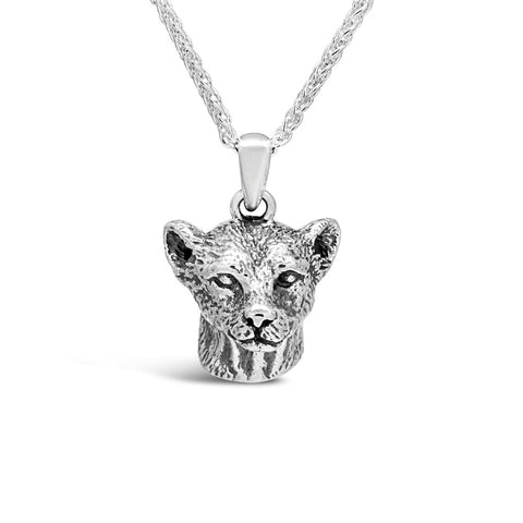 The Javan Leopard Pendant