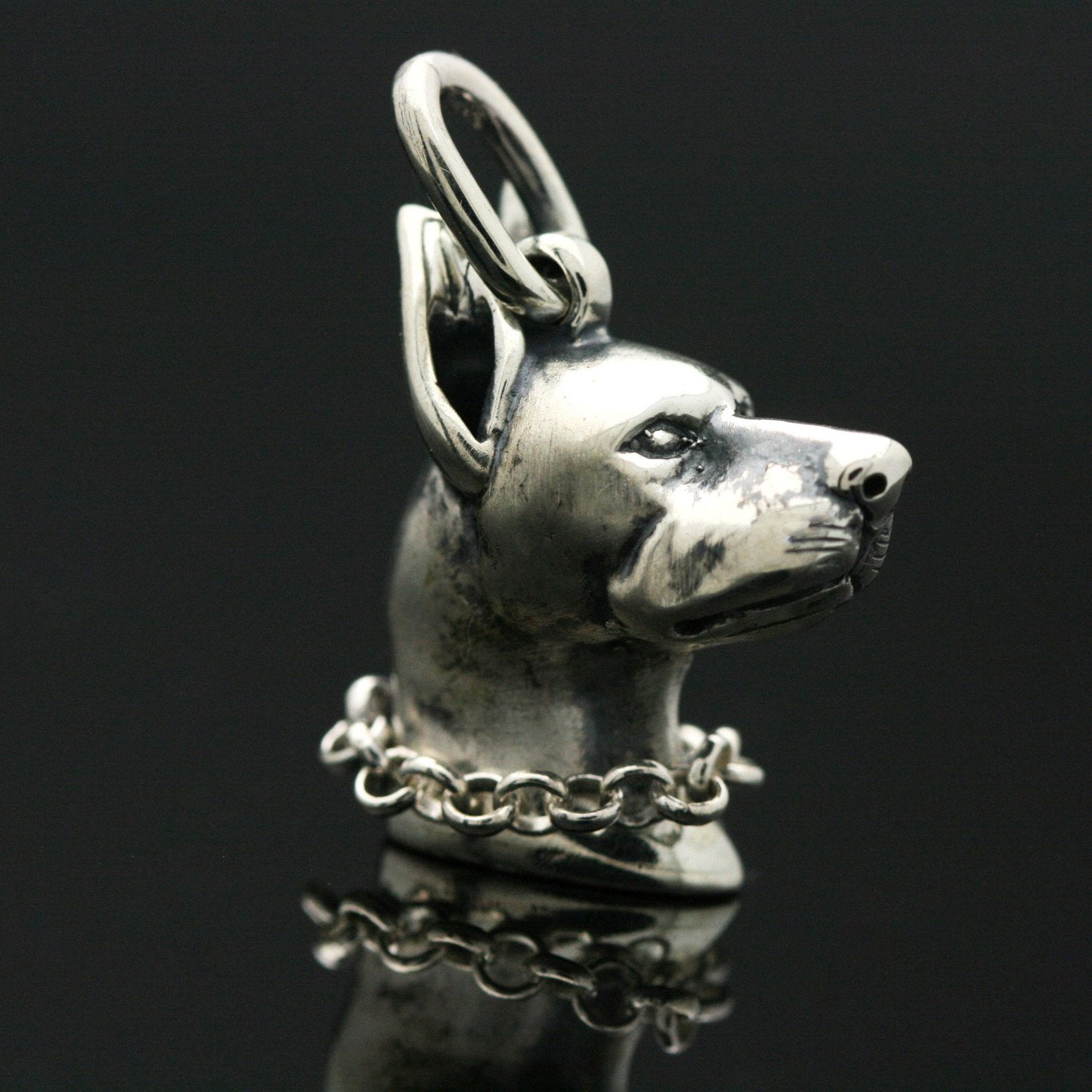 The Doberman Pinscher Pendant