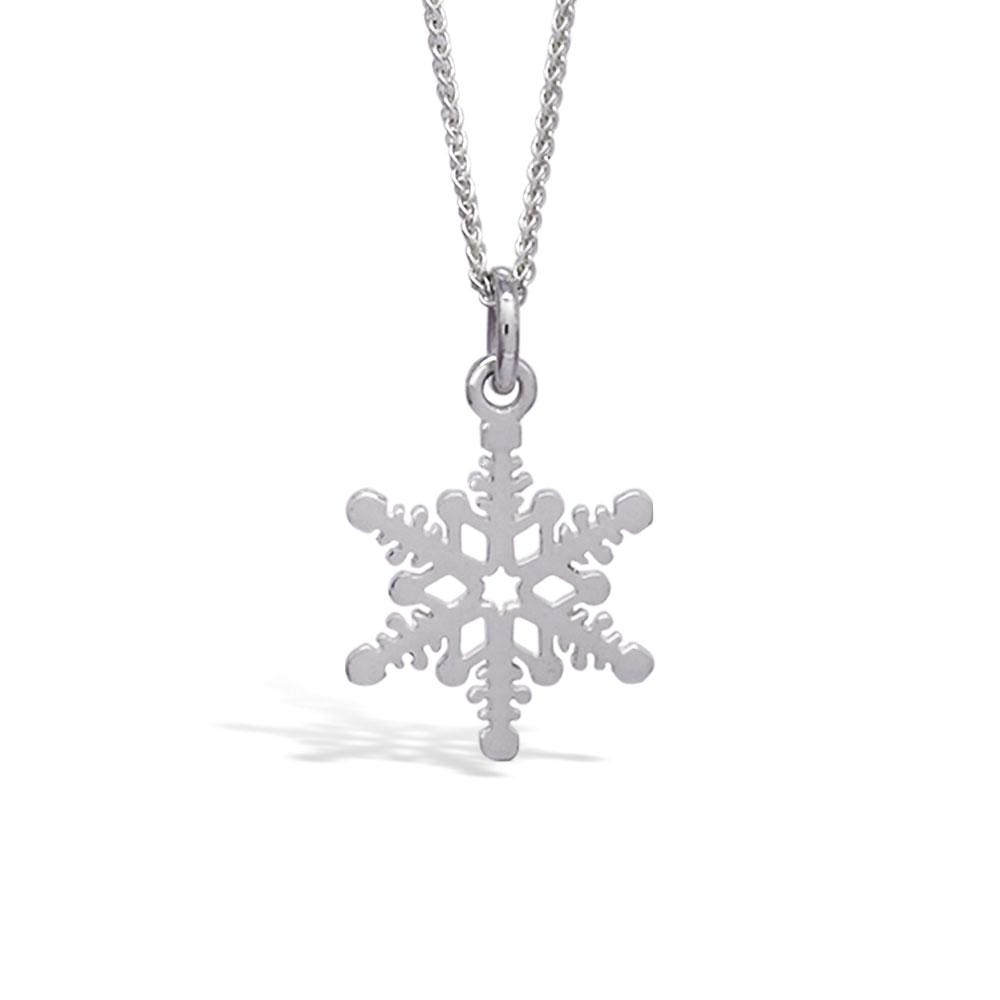 Enchanted Snowflake Pendant