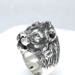 The King Lion Ring