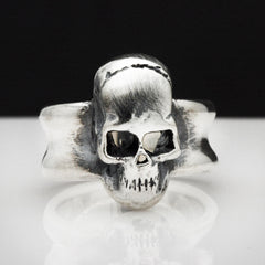 The Rugged Skull Ring