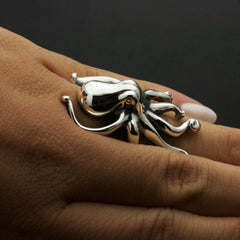 The Octopod Ring